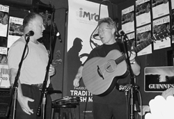 Christy Moore and Paul Brady